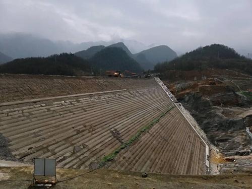 大方县青山水库水土保持监测