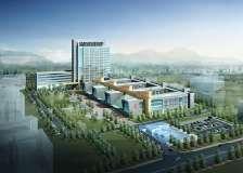 六盘水市第三人民医院二期工程